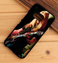 Jerry Cantrell Alice in Chains Custom HTC One X M7 M8 M9 Case