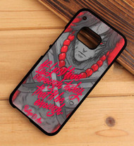 Portgas D Ace One Piece Quotes Custom HTC One X M7 M8 M9 Case