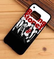 The Rolling Stones Poster Custom HTC One X M7 M8 M9 Case