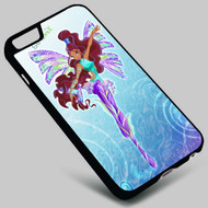 The Winx Club Layla Sirenix on your case iphone 4 4s 5 5s 5c 6 6plus 7 Samsung Galaxy s3 s4 s5 s6 s7 HTC Case
