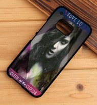 Tove Lo - Queen Of The Clouds Custom HTC One X M7 M8 M9 Case