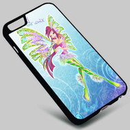 The Winx Club Roxy Sirenix on your case iphone 4 4s 5 5s 5c 6 6plus 7 Samsung Galaxy s3 s4 s5 s6 s7 HTC Case
