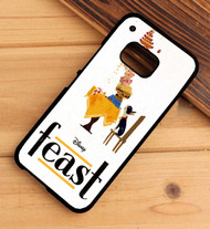 Disney Feast Custom HTC One X M7 M8 M9 Case