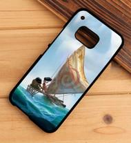 Disney Moana Custom HTC One X M7 M8 M9 Case