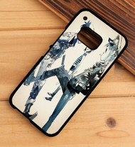 Gorillaz Custom HTC One X M7 M8 M9 Case