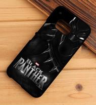 Marvel Black Panther Custom HTC One X M7 M8 M9 Case