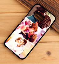 Rapunzle and Flynn kisse Custom HTC One X M7 M8 M9 Case