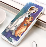 Lady and the Tramp Custom Samsung Galaxy S3 S4 S5 S6 S7 Case