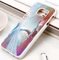 Queen Elsa and Princess Anna Disney Frozen Custom Samsung Galaxy S3 S4 S5 S6 S7 Case