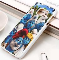 The Smurfs Custom Samsung Galaxy S3 S4 S5 S6 S7 Case