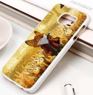 Zootopia Disney Custom Samsung Galaxy S3 S4 S5 S6 S7 Case