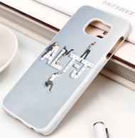 Alt-J Custom Samsung Galaxy S3 S4 S5 S6 S7 Case