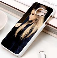 Ariana Grande Custom Samsung Galaxy S3 S4 S5 S6 S7 Case
