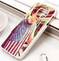 Ashton Irwin 5SOS Custom Samsung Galaxy S3 S4 S5 S6 S7 Case