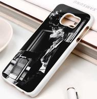 Chris Brown Smoke Custom Samsung Galaxy S3 S4 S5 S6 S7 Case