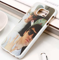 JC Caylen and Connor Franta Our Second Life Custom Samsung Galaxy S3 S4 S5 S6 S7 Case