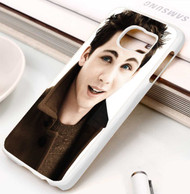 Logan Lerman 2 Custom Samsung Galaxy S3 S4 S5 S6 S7 Case