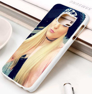 Meghan Trainor Custom Samsung Galaxy S3 S4 S5 S6 S7 Case