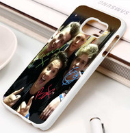 The Vamps Signature Custom Samsung Galaxy S3 S4 S5 S6 S7 Case