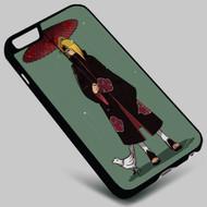 Akatsuki Naruto Shippuden 2 on your case iphone 4 4s 5 5s 5c 6 6plus 7 Samsung Galaxy s3 s4 s5 s6 s7 HTC Case