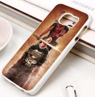 Deadpool Kills Punisher Custom Samsung Galaxy S3 S4 S5 S6 S7 Case