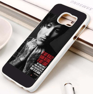 Oli Sykes Bring me the Horizon Quotes Custom Samsung Galaxy S3 S4 S5 S6 S7 Case