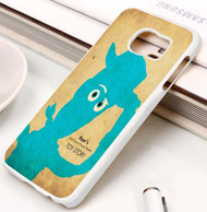 Toy Story Poster Custom Samsung Galaxy S3 S4 S5 S6 S7 Case