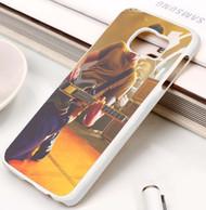 Blink-182 Tom Delonge Custom Samsung Galaxy S3 S4 S5 S6 S7 Case