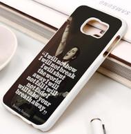 Breaking Benjamin Custom Samsung Galaxy S3 S4 S5 S6 S7 Case