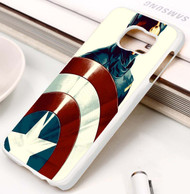 Captain America Custom Samsung Galaxy S3 S4 S5 S6 S7 Case