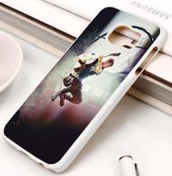 Chris Martin Coldplay Custom Samsung Galaxy S3 S4 S5 S6 S7 Case