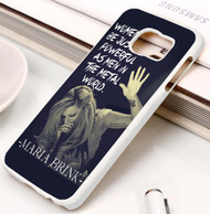 Maria Brink In This Moment Custom Samsung Galaxy S3 S4 S5 S6 S7 Case