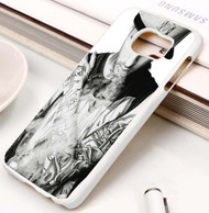 Mike Fuentes Pierce The Veil Custom Samsung Galaxy S3 S4 S5 S6 S7 Case
