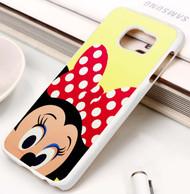 Minnie Mouse Custom Samsung Galaxy S3 S4 S5 S6 S7 Case