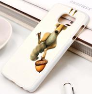 Scrat Ice Age Custom Samsung Galaxy S3 S4 S5 S6 S7 Case