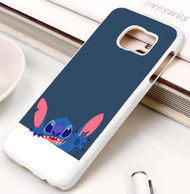 Stitch Disney Lilo And Stitch Custom Samsung Galaxy S3 S4 S5 S6 S7 Case