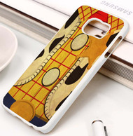 Woody Toys Story Costume Custom Samsung Galaxy S3 S4 S5 S6 S7 Case