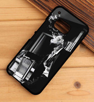 Chris Brown Smoke Custom HTC One X M7 M8 M9 Case
