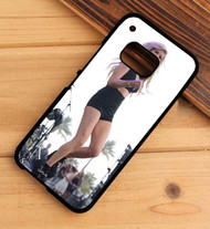 Ellie Goulding Concert Custom HTC One X M7 M8 M9 Case
