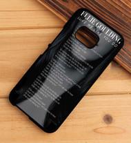 Ellie Goulding Love Me Like You Do Lyrics Custom HTC One X M7 M8 M9 Case