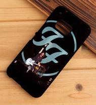 Foo Fighters Concert Custom HTC One X M7 M8 M9 Case