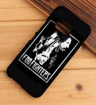 Foo Fighters Custom HTC One X M7 M8 M9 Case