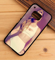 Iggy Azalea Custom HTC One X M7 M8 M9 Case