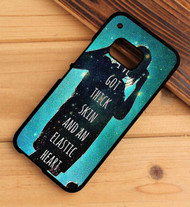 Sia Elastic Heart feat The Weeknd & Diplo Custom HTC One X M7 M8 M9 Case