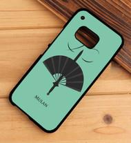 Disney Mulan Custom HTC One X M7 M8 M9 Case
