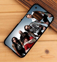 Five Finger Death Punch Custom HTC One X M7 M8 M9 Case
