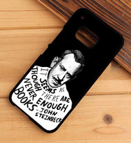 John Steinbeck Custom HTC One X M7 M8 M9 Case