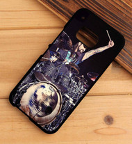 Mike Portnoy Dream Theater Custom HTC One X M7 M8 M9 Case