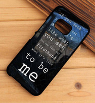 My Chemical Romance The End Lyrics Custom HTC One X M7 M8 M9 Case