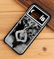 Oasis Poster Custom HTC One X M7 M8 M9 Case
